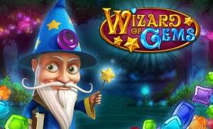 Wizard of Gems - het spel