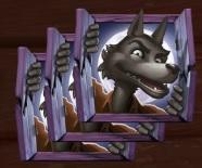 Wolf Scatters voor gratis spins