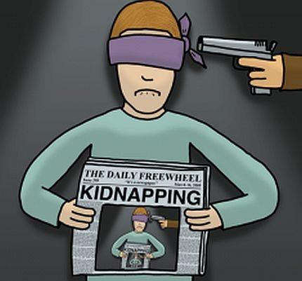 Zelf je kidnapping in scène zetten vanwege pokerschuld