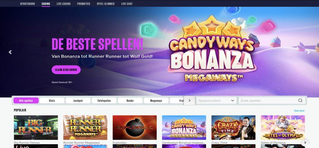 Betcity spellen online casino
