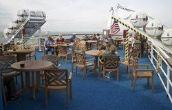 Gokken in cruise schip casino