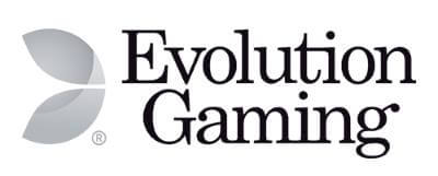 evolution gaming logo onlinecasino.nl