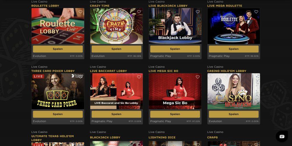 fair play live casino