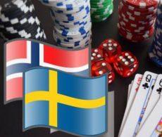 Opmerkelijk: situatie online kansspelen Zweden en Noorwegen vergelijkbaar met Nederland
