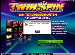 Speel gratis spins Kroon Casino