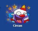 Circus videoslot met 16 bonusronden
