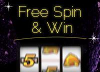 Free Spin actie bij Casino Casino
