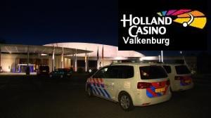 Gewapende overval op Holland Casino in Valkenburg