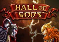 Hall of Gods jackpot op 6,2 miljoen