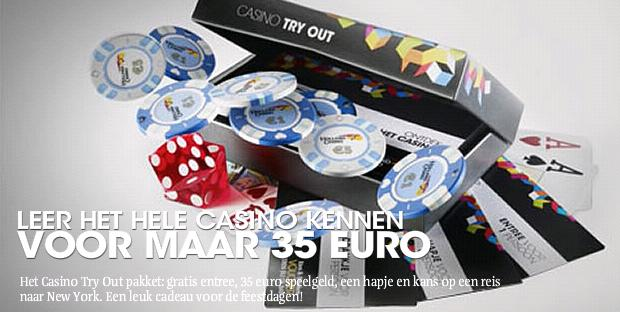 Try Out Pakket Holland Casino