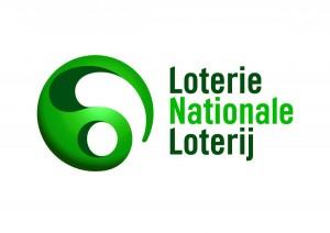 Logo van de Belgische Natlionale Loterij, of Loterie Nationale