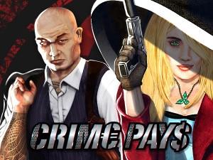 Crime Pays videoslot