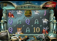 Party Casino's Ride of the Valkyries videoslot