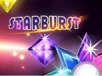 Starburst videoslot slottoernooi bij Unibet