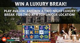 win een break voor twee met Avalon