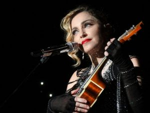 Madonna casino songs