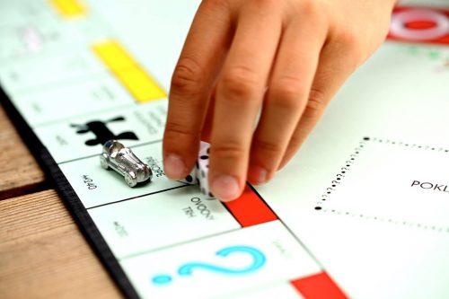 gezelschapsspellen in het online casino