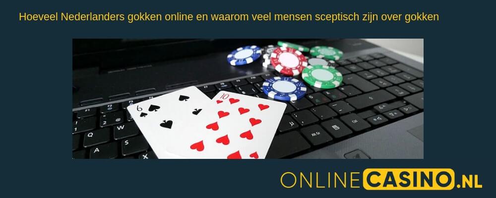 Online gokken betrouwbaar: gokwet Nederland