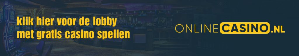 onlinecasino.nl speel gratis casino spellen in de lobby