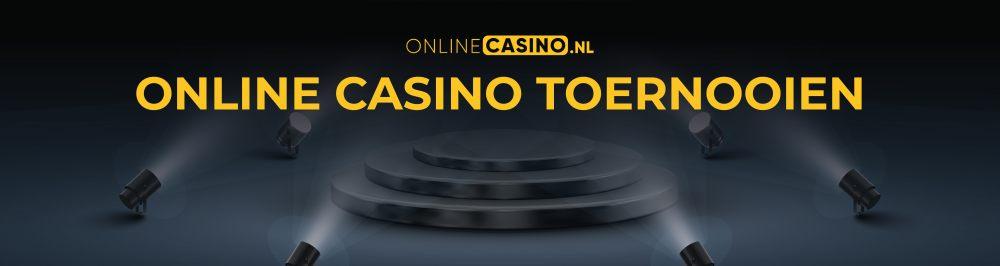 onlinecasino.nl alles over online casino toernooien