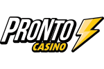 onlinecasino.nl casino review Pronto Casino logo transparant