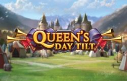 Online casinospel: Play'N Go Queen's Day Tilt videoslot