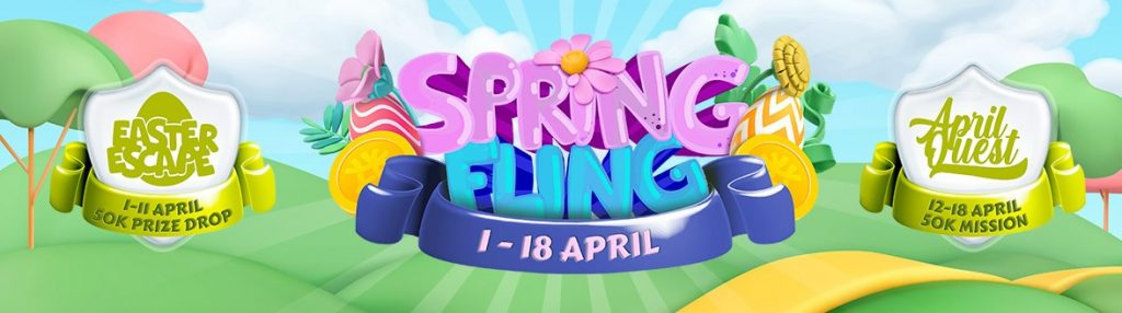Spring Fling Yggdrasil