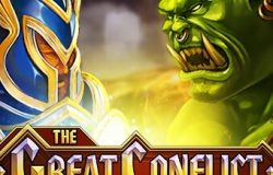 Online gokkast: The Great Conflict van Evoplay