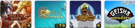 Nederlandse Online Casino's videoslot