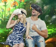 Nieuw: Gonzo's Quest in Virtual Reality (video)